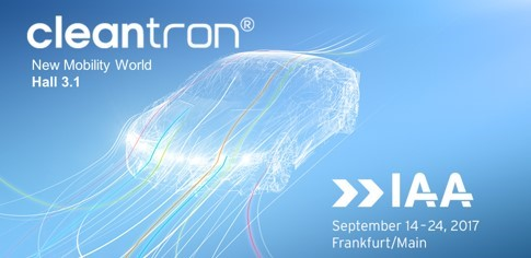 Lithium-ion Battery Packs & Concepts @ the IAA Frankfurt Motorshow