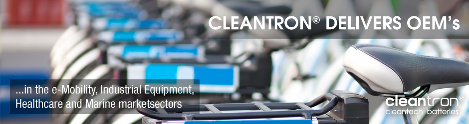 cleantron #02_Applications E-mobility I